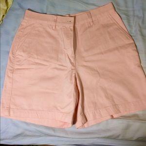 Pink Ralph Lauren shorts never worn